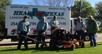 Landscape lighting central texas